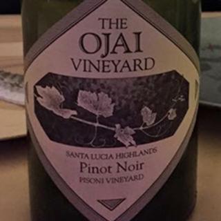 The Ojai Vineyard Pinot Noir Pisoni Vineyard