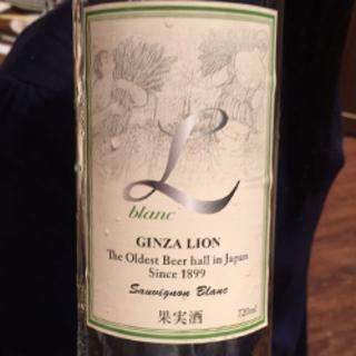 Ginza Lion L Blanc
