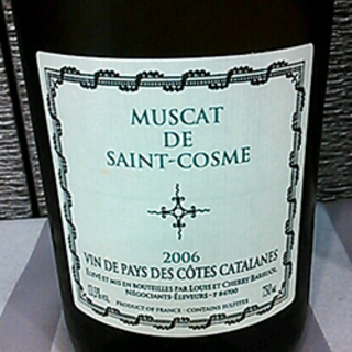 Muscat de Saint Cosme
