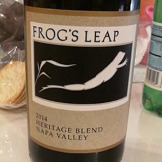 Frog's Leap Heritage Blend