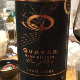 Quasar Grand Reserva Carmenére
