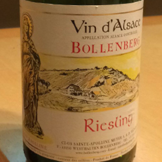 Bollenberg Riesling Cuvée Sélectionnée