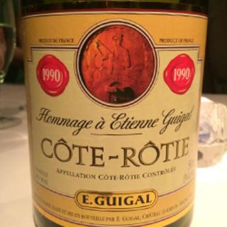 E.Guigal Côte Rôtie Hommage a Etienne