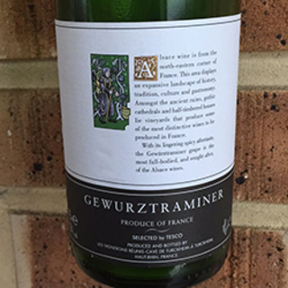 Selected by Tesco Gewürztraminer