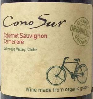 Cono Sur Organic Cabernet Sauvignon Carmenere