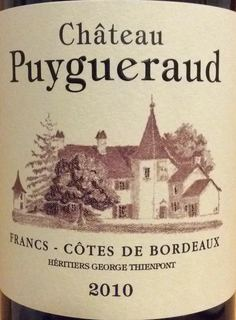 Ch. Puygueraud Rouge