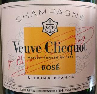 Veuve Clicquot Rosé Brut