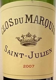 Clos du Marquis Saint Julien(クロ・デュ・マルキ サン・ジュリアン)