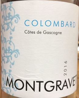Montgravet Colombard(モングラーヴェ コロンバール)