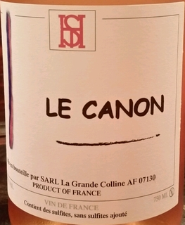 Le Canon Rosé
