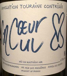 Vin Coeur Vin Cul Blanc