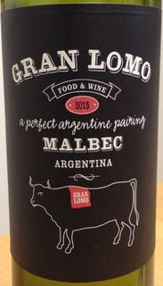 Gran Lomo Malbec(グラン・ロモ マルベック)