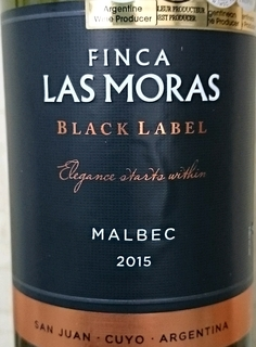 Finca Las Moras Black Label Malbec