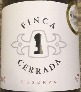 Finca Cerrada Reserva(フィンカ セラーダ レセルバ)