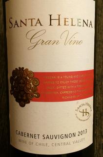 Santa Helena Gran Vino Cabernet Sauvignon