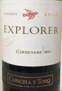 Explorer Carmenere Reserva