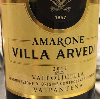 Bertani Amarone della Valpolicella Valpantena Villa Arvedi