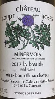 Ch. Coupe Roses La Bastide