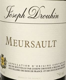 Joseph Drouhin Meursault