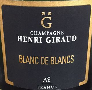 Henri Giraud Blanc de Blancs
