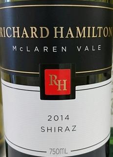 Richard Hamilton Shiraz