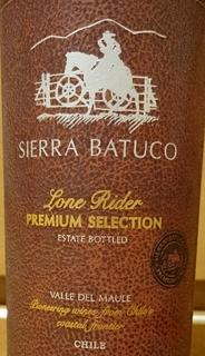 Sierra Batuco Lone Rider Premium Selection