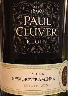 Paul Cluver Estate Gewürztraminer