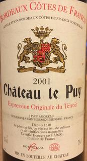 Ch. Le Puy