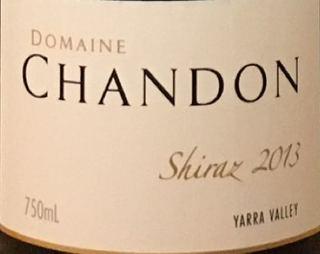 Dom. Chandon Shiraz