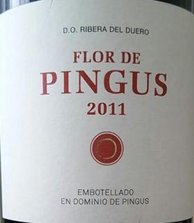 Flor de Pingus(フロール・ド・ピングス)