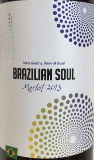 Brazilian Soul Merlot