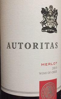 Autoritas Merlot