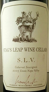 Stag's Leap Wine Cellars S.L.V.(スタッグス・リープ・ワイン・セラーズ)