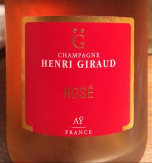 Henri Giraud Rosé
