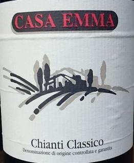Casa Emma Chianti Classico(カーザ・エンマ キャンティ・クラッシコ)