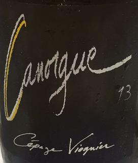 Canorgue Viognier