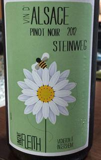 Vincent Fleith Pinot Noir Steinweg