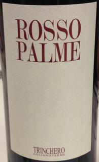 Trinchero Rosso Palme(トリンケーロ ロッソ・パルメ)