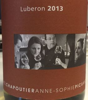 Pic & Chapoutier Luberon Rouge