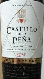 Castillo de la Peña Gran Reserva
