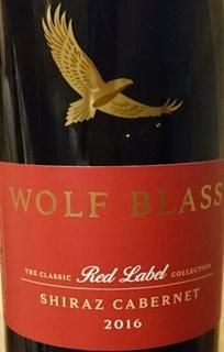 Wolf Blass Red Label Shiraz Cabernet