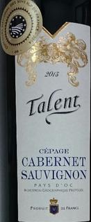 Talent Cabernet Sauvignon