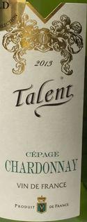 Talent Chardonnay