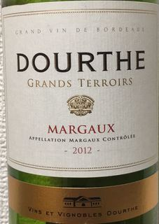 Dourthe Grands Terroirs Margaux