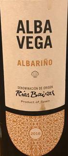 Alba Vega Albarino(アルバ・ベガ アルバリーノ)