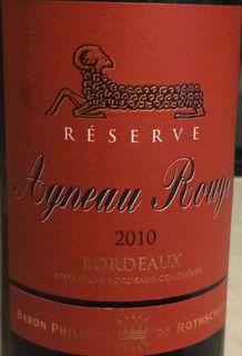 Agneau Rouge Reserve