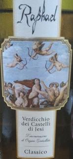 Raphael Verdicchio dei Castelli di Jesi Classico
