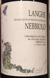 Erbaluna Langhe Nebbiolo