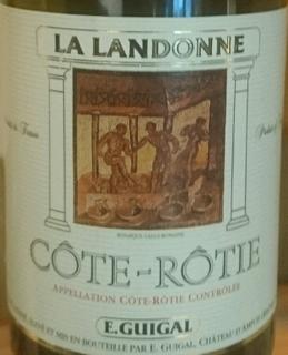 E.Guigal Côte Rôtie La Landonne