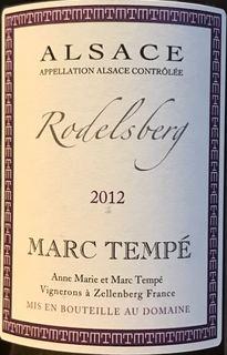 Marc Tempé Rodelsberg